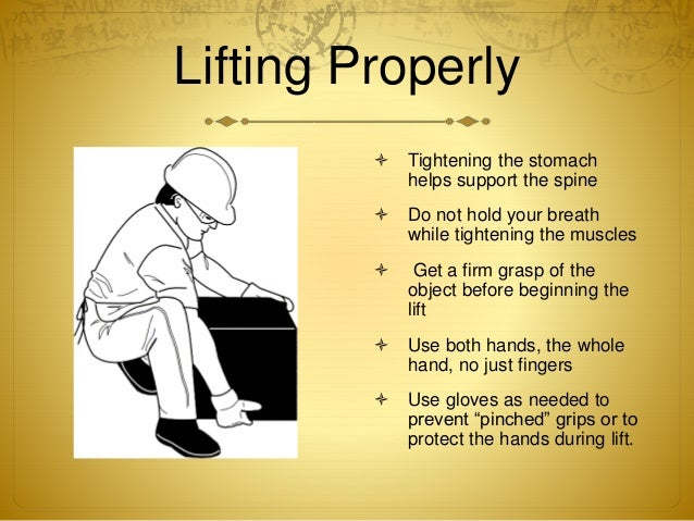 what is manual material handling