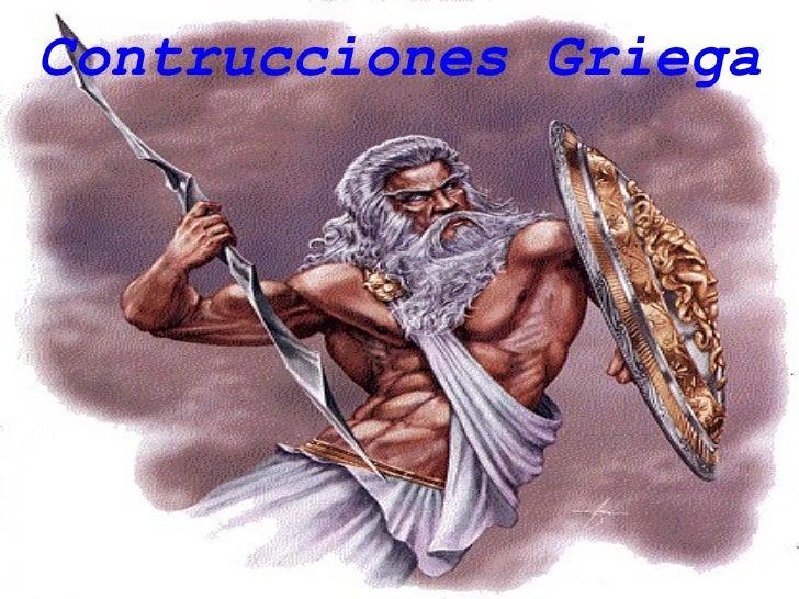 Contrucciones Griega