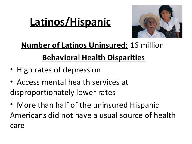 health disparities in uninsured americans essay Health disparities health care reform health care states health care reform progress to date and had negative consequences for uninsured americans.