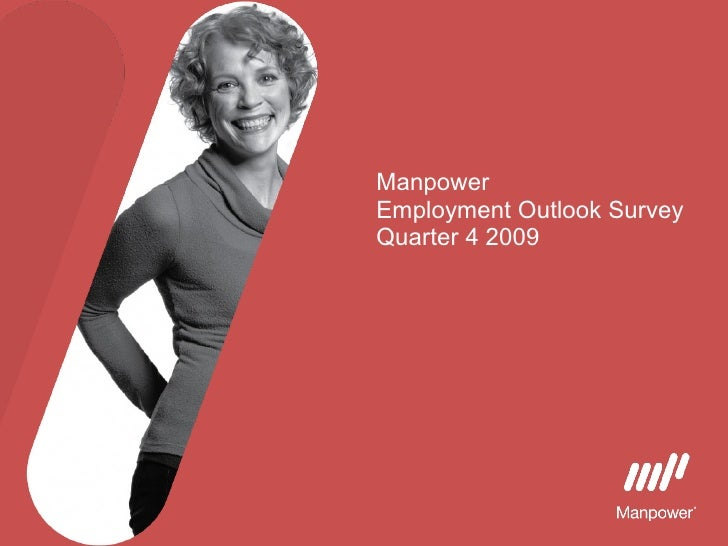 Manpower  Employment Outlook Survey Quarter 4 2009