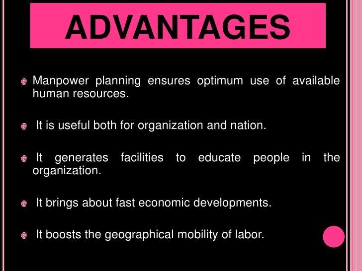 Workforce Planning – Balancing Demand and Supply