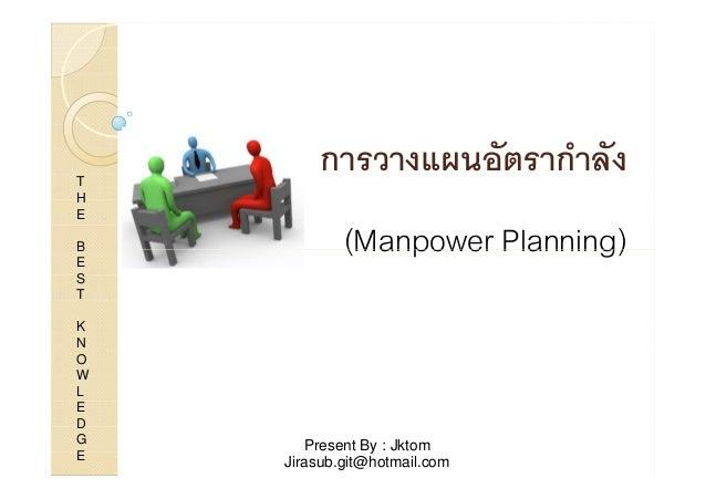 Manpower planning in wipro
