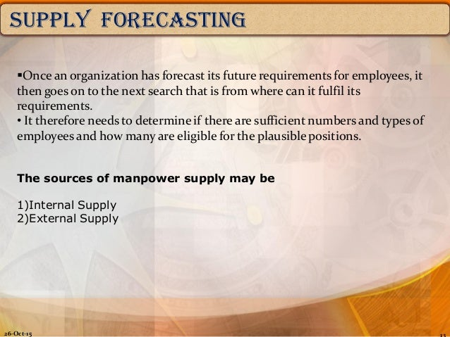 how may an organization forecast future staffing needs How may an organization forecast future staffing needs.