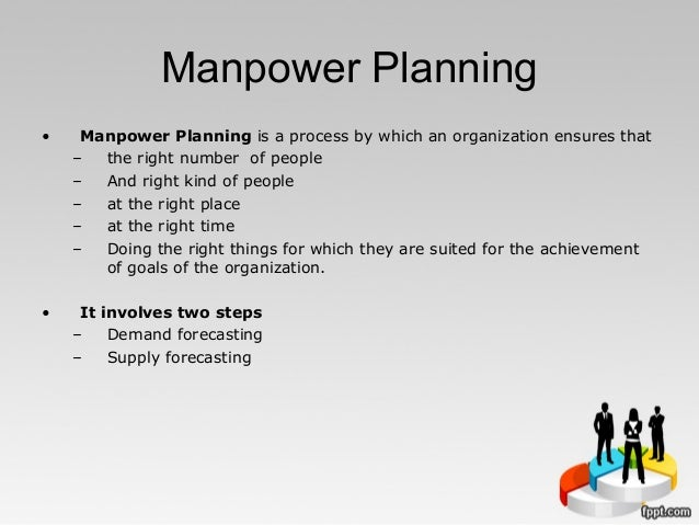 manpower planning and forecasting