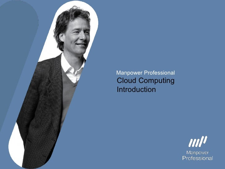 Manpower Professional Cloud Computing Introduction