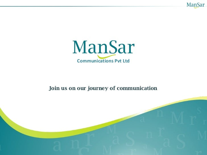 Join us on our journey of communication Communications Pvt Ltd