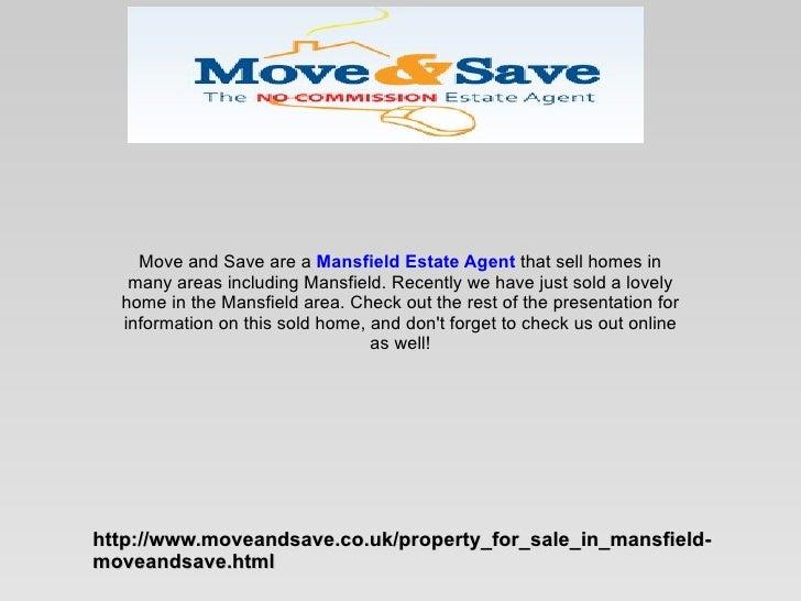 Mansfield Estate Agent