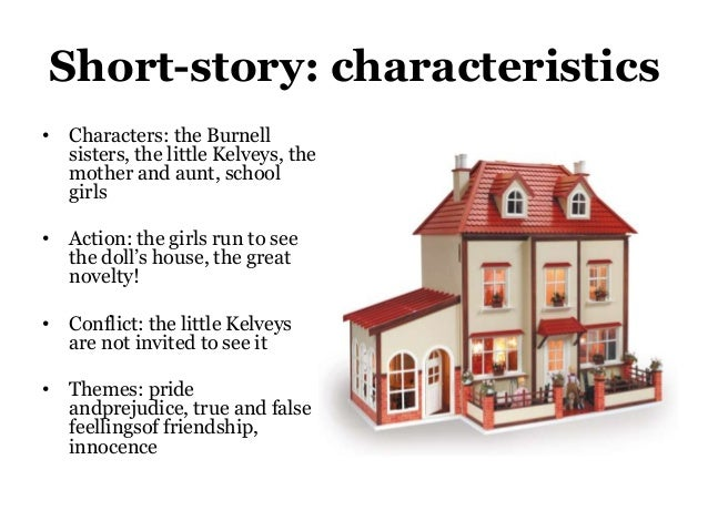 An analysis of the dolls house by katrine mansfeild