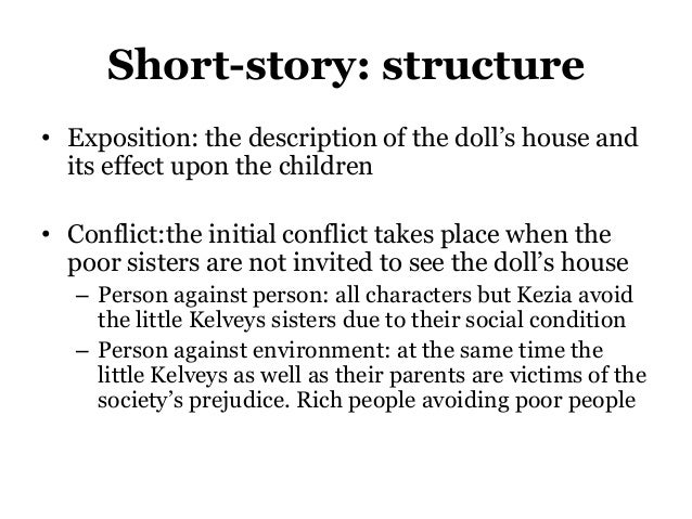 "the characterization of kezia in katherine mansfields the dolls house Affective (mis)encounters in "" the doll's house"" (a discussion of katherine mansfield's short recurrence of the character kezia in these short stories."