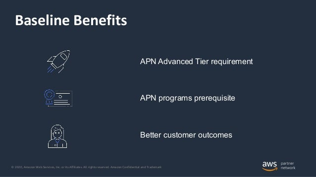 Mansi Vaghela [AWS]   Introduction to the APN Technical Baseline Review   InfluxDays Virtual Experience NA 2020 Slide 3