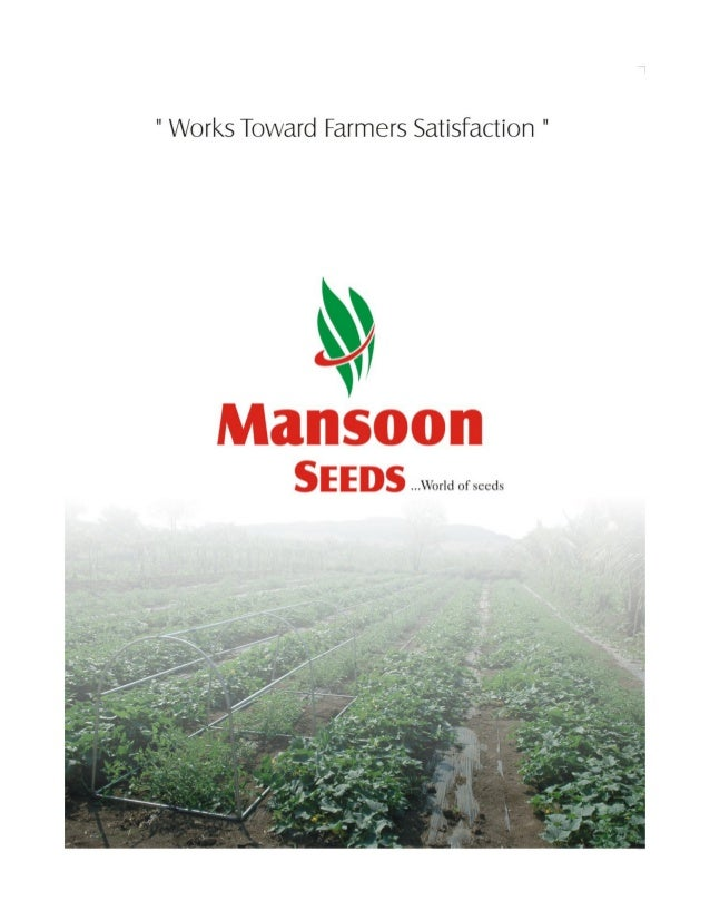 Mansoon Seeds Private Limited, Pune, Hybrid Seeds