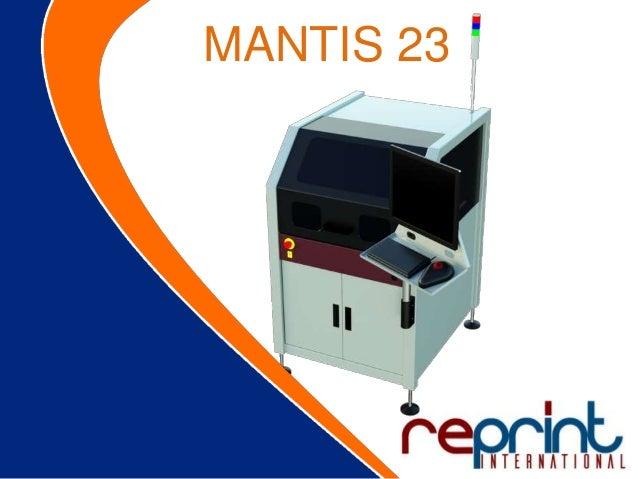 MANTIS 23