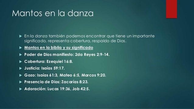 Danza en la biblia