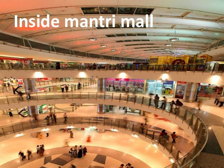 Back Up Cameras >> Mantri mall by param
