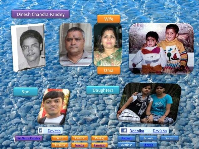 Dinesh Chandra Pandey                                                  Wife                                               ...