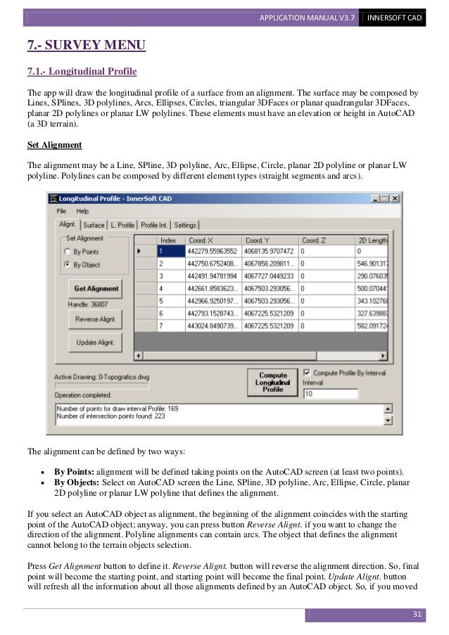 InnerSoft CAD For AutoCAD 2007 free download last version - hereofile