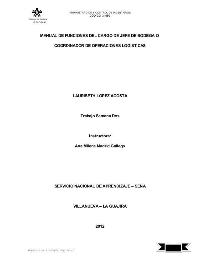 Manual de funciones by tropicals fruits issuu.