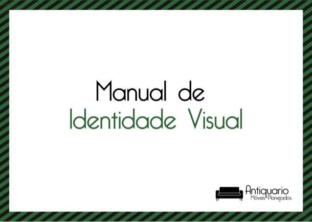 Manual de Identidade Visual - Trabalho Acadêmico
