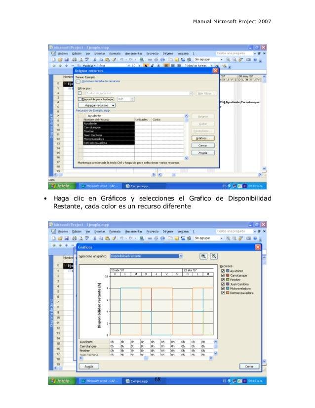 microsoft project 2007 to pdf
