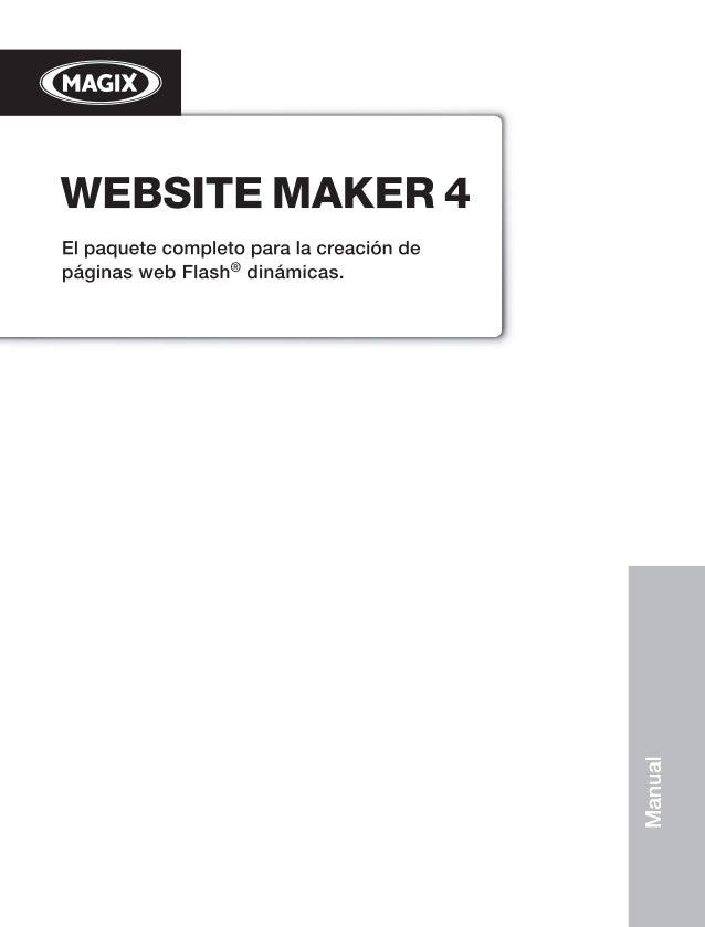 2 Copyright www.magix.es Copyright La siguiente documentación se encuentra protegida por derechos de propiedad intelectual...