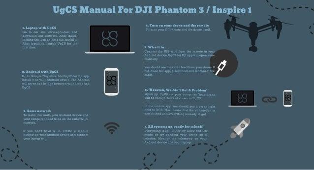 UgCS Manual for DJI