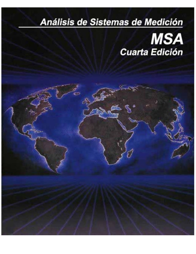 Manual Msa 4 2010 Espanol Cliente