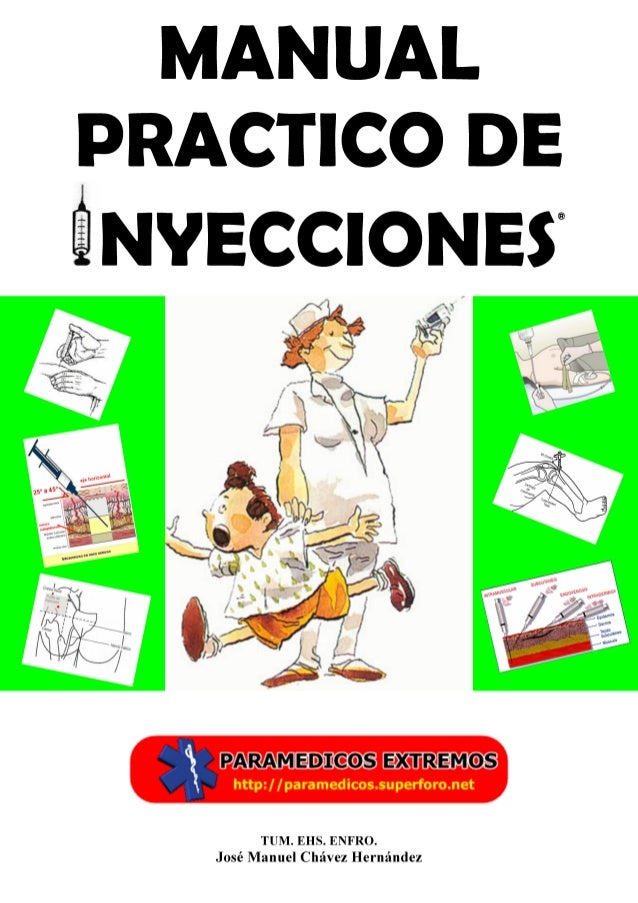 MANUAL PRACTICO DE INYECCIONES  INDICE  Objetivo  Pág. 2  Prefacio  Pág. 3  Inyecciones  Pág. 5  Anatomía de las capas de ...