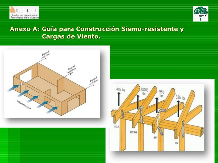 Manual buenas practicas para la construccion en madera for Manual de diseno y construccion de albercas pdf