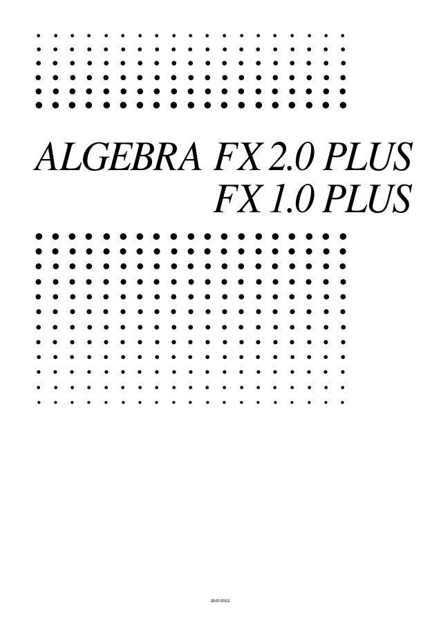 Manual cal-2