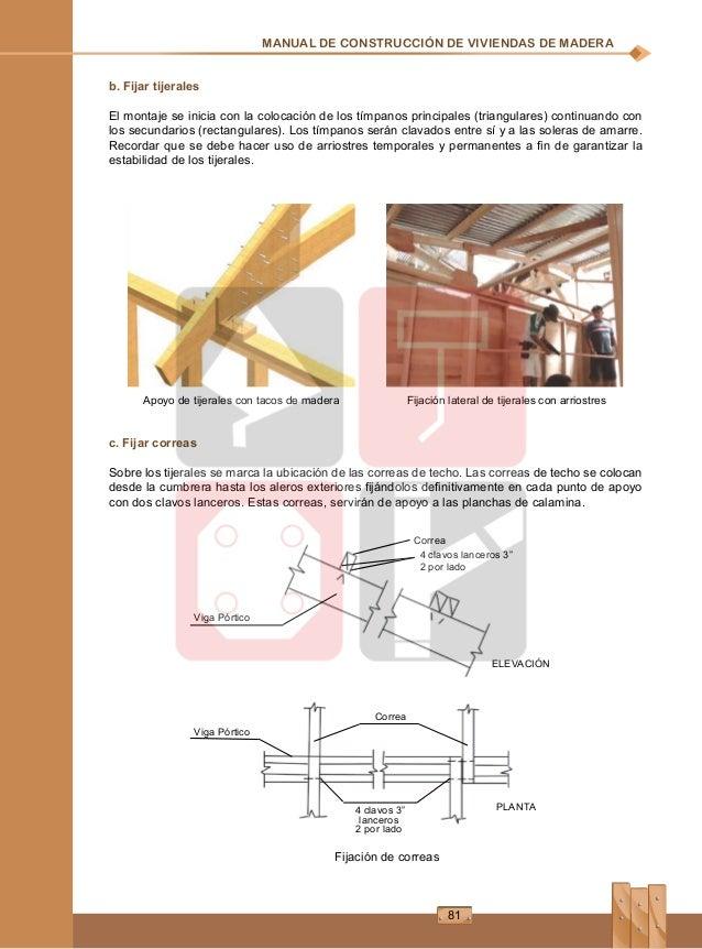 Manual construccion de viviendas de madera - Clavos para madera ...