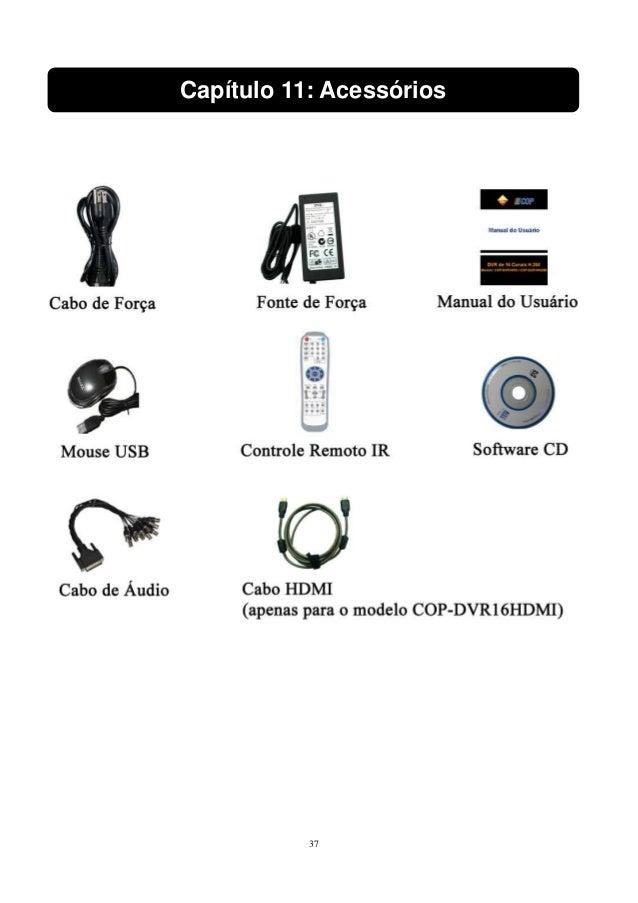 Manual cop-dvr16 rs-cop-dvr16hdmi