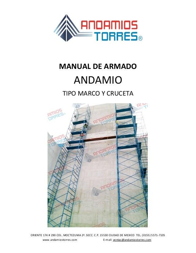 Manual de-armado-andamio-tipo-marco-y-cruceta