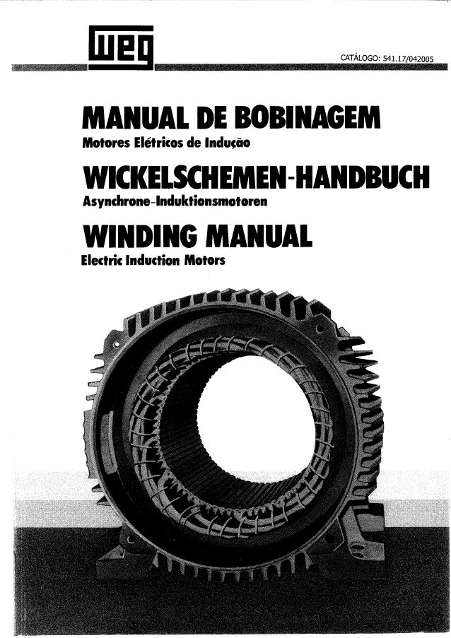 Manual de-Bobinagem-weg
