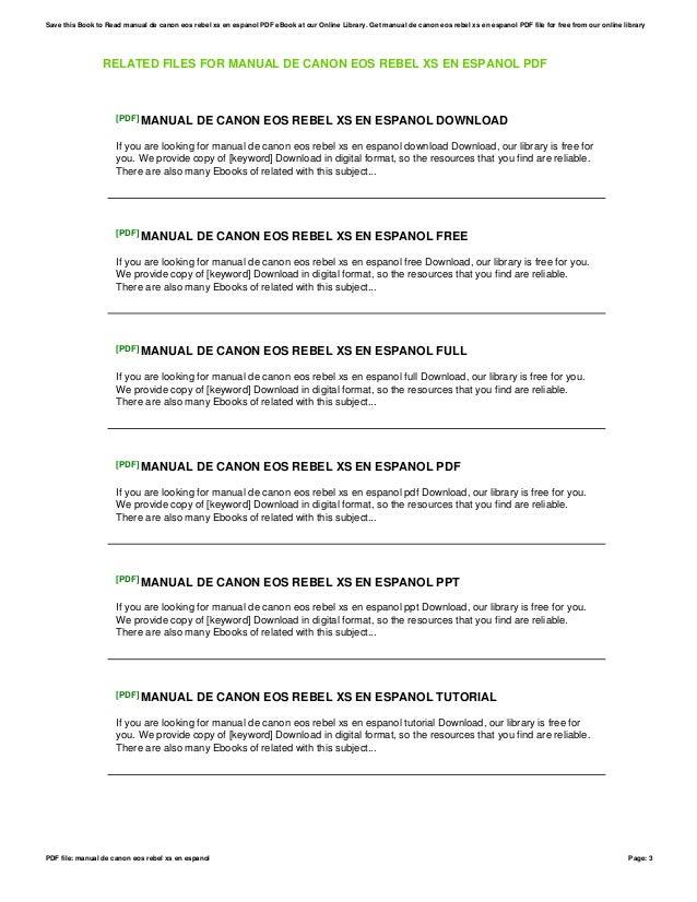 canon eos digital rebel xs user manual ebook rh canon eos digital rebel xs user manual ebook Dedos Em Portugues Pagina Em Portugues