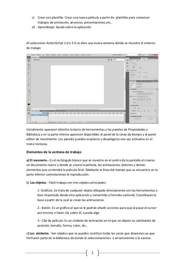 manual de flash cs5 rh es slideshare net Adobe Flash CS5 manual adobe flash cs5