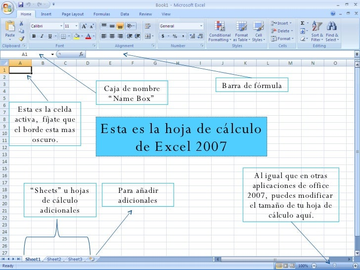 manual de microsoft excel 2007 rh es slideshare net microsoft excel manual 2010 microsoft excel manual download