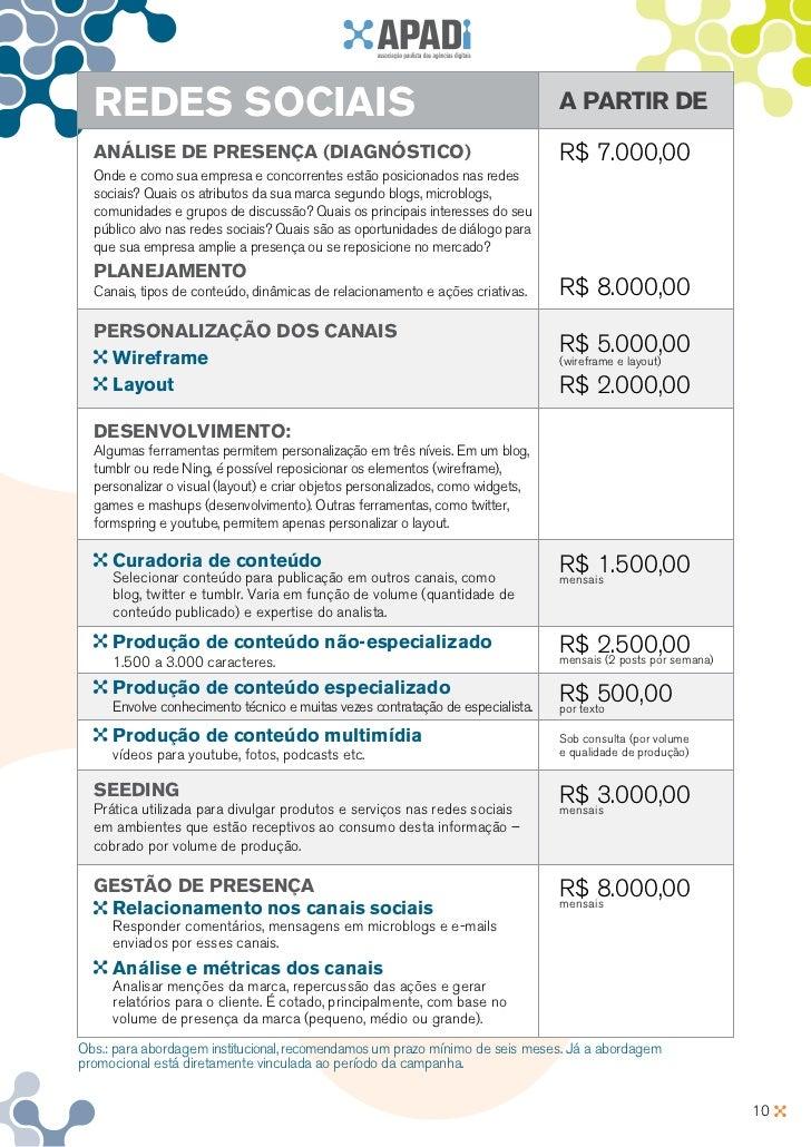 ReDeS SOCIAIS                                                                  A PARTIR De  AnálISe De PReSençA (DIAgnóSTI...