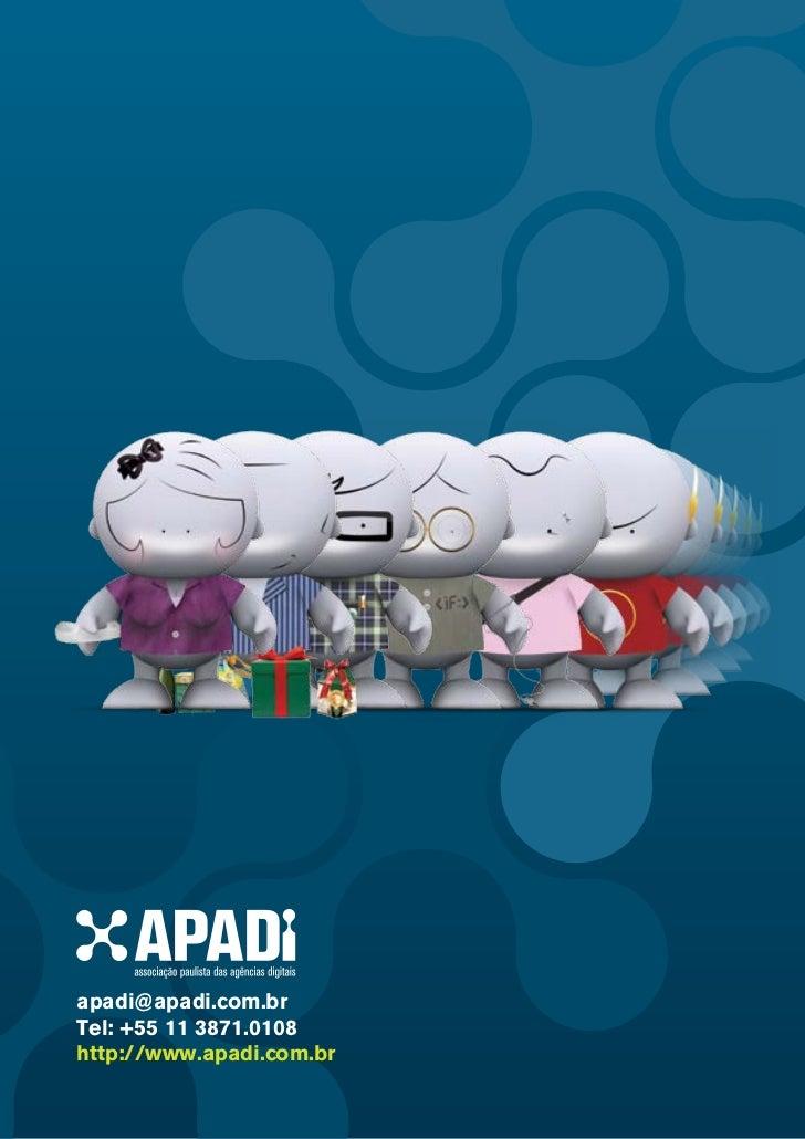 apadi@apadi.com.brTel: +55 11 3871.0108http://www.apadi.com.br                          15