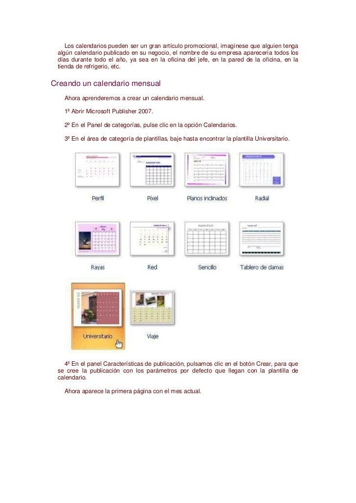 manual de publisher 2007