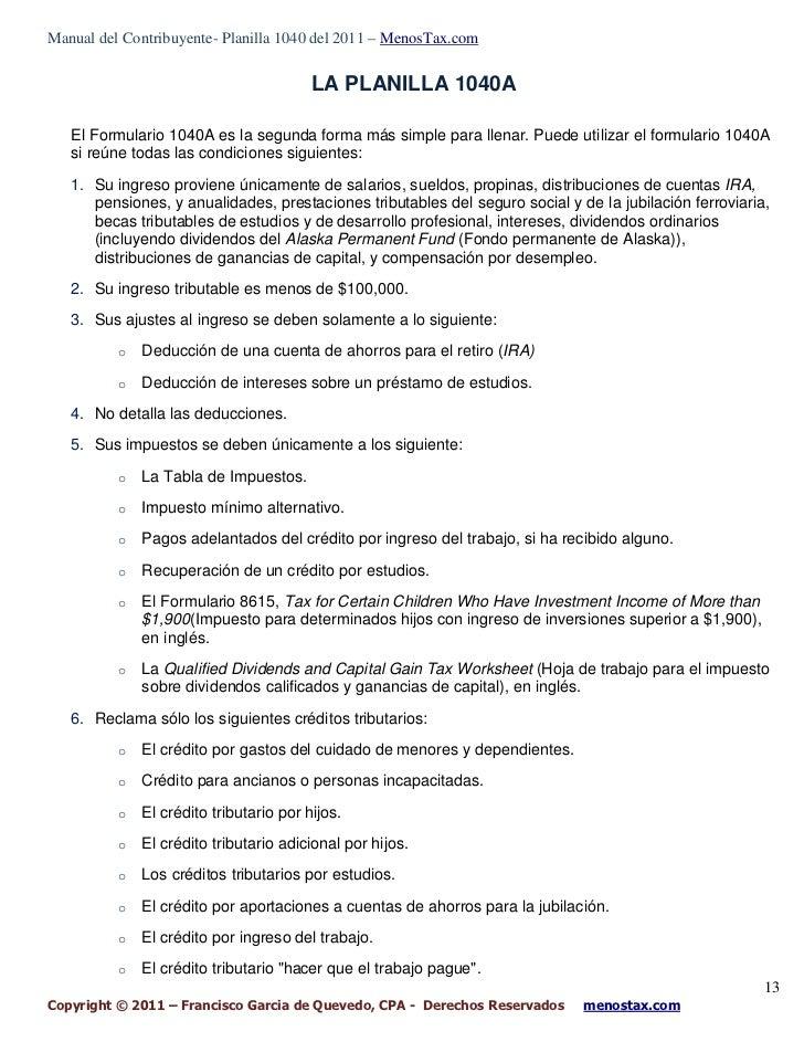 c563197a925 Manual del-contribuyente-2011- Instrucciones de como llenar las plani…