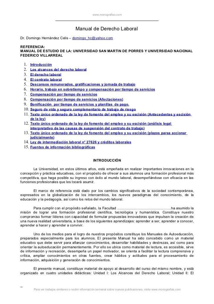 Manual derecho-laboral
