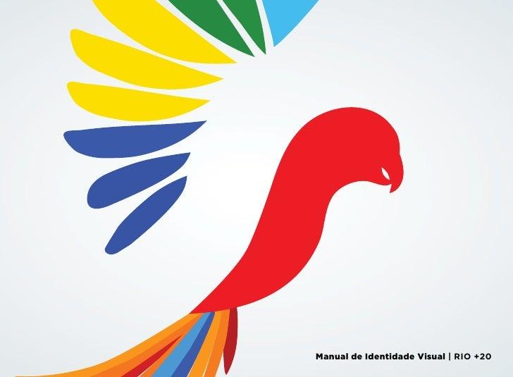 Manual de Identidade Visual | RIO +20