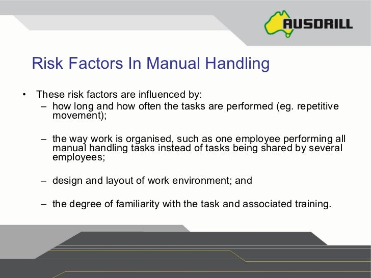 manual handling ppt, Presentation templates