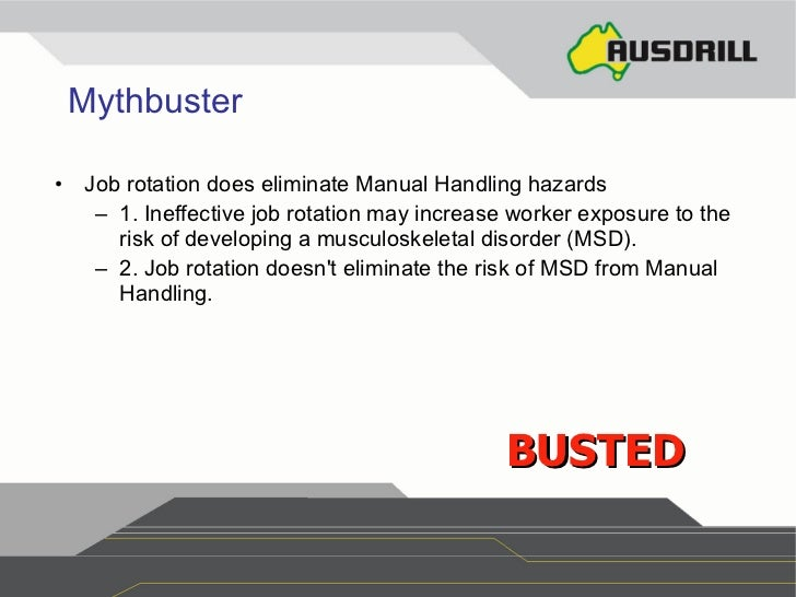 manual handling ppt rh slideshare net msd moving and handling MSDS Sheets