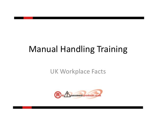 manual handling training powerpoint presentation rh pt slideshare net powerpoint presentation manual pdf powerpoint presentation made easy