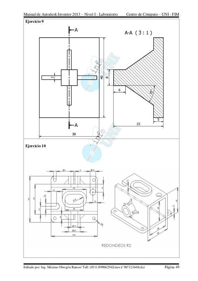 manual autodesk inventor 2014