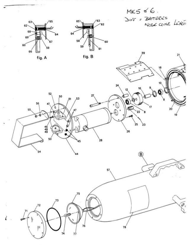 Farallon Scooter Dpv Manual Mk5 Mk6
