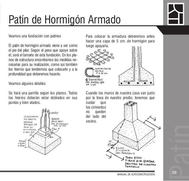 Como hacer hormigon armado beautiful free fabulous como for Como construir piletas de hormigon armado