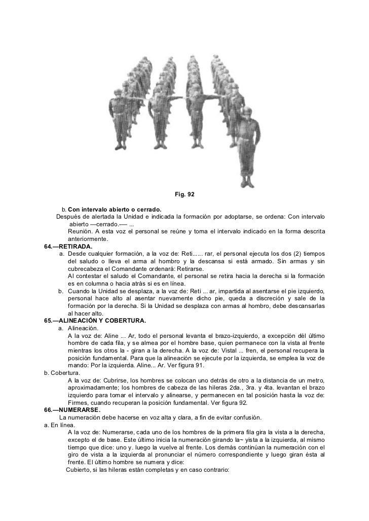 manual de instruccion de orden cerrado sedena pdf