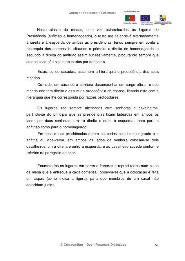 Manual de protocolo e etiqueta fandeluxe Choice Image